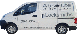 Locksmith Bradford - Liveried Van of Absolute Locks - Your Local Locksmiths in Bradford-110
