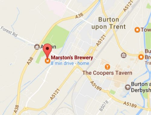 MeetUp at Marstons – April 17